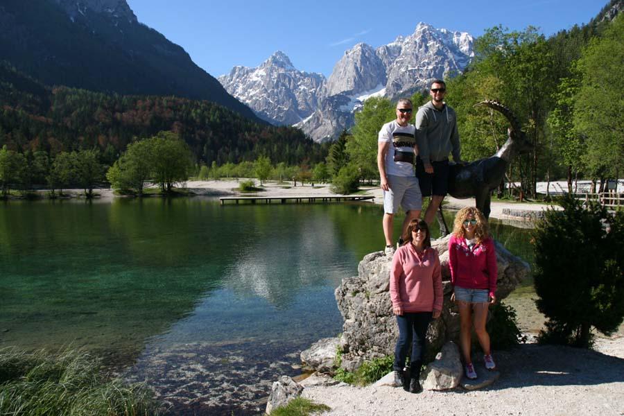 Slovenia Adventure Day Lake Bled Caynoning Rafting Triglav National Park