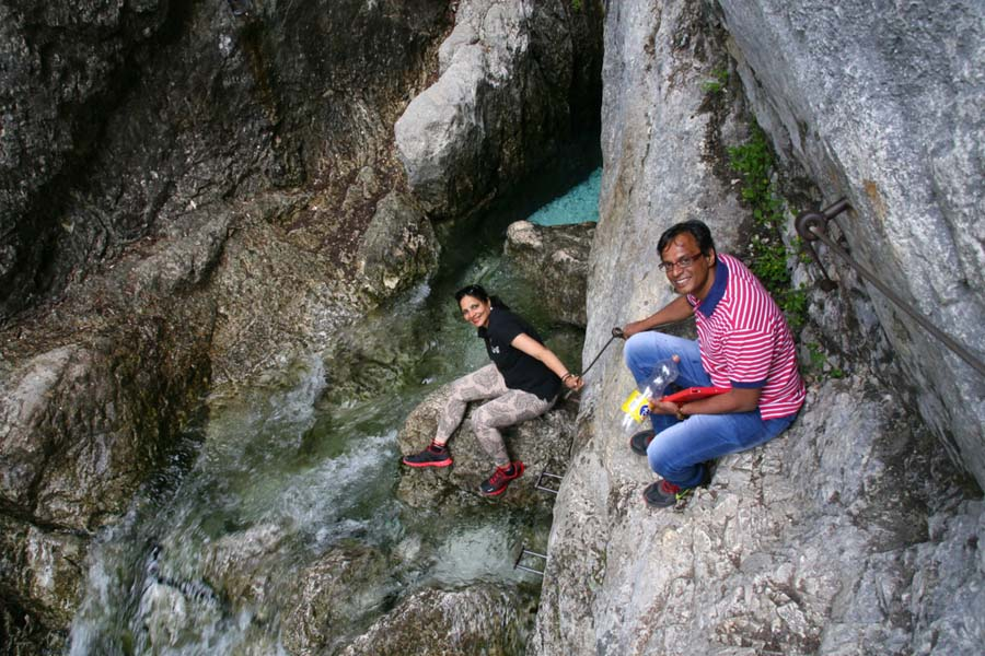Slovenia Adventure Day Lake Bled Slovenia Activities Rafting Canyoning Triglav National Park