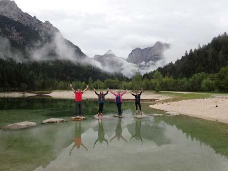 Lake Bled Activities Triglav National Park Slovenia Adventure Day