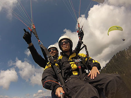 Bled Lake Activities Paragliding Adventure