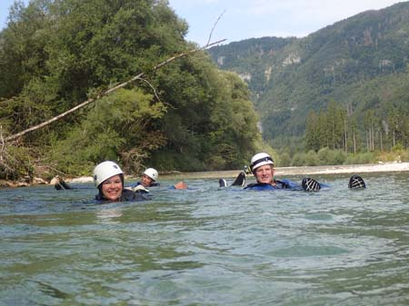 Canyoning Rafting Lake Bled Activities Canyon River Adventure