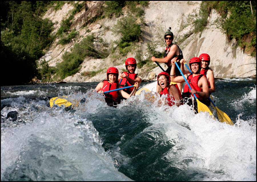 Lake Bled Things To Do Activities Rafting Canyoning Adventure